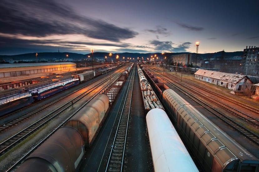 el transporte ferroviario es más eficiente entre las ciudades que el avión