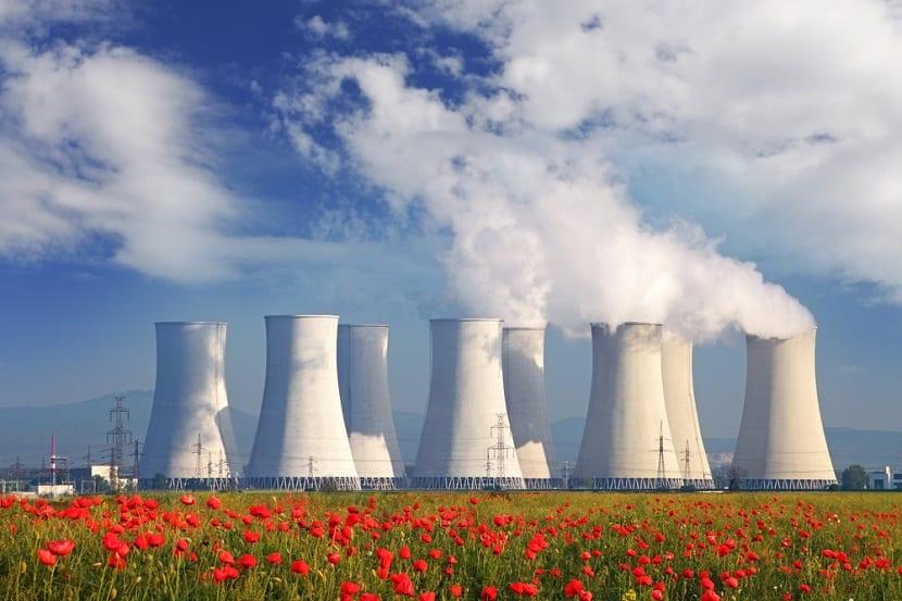 Energía nuclear rechazada