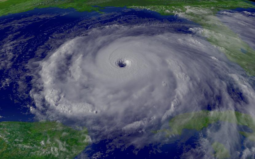 los huracanes generan gran cantidad de energía
