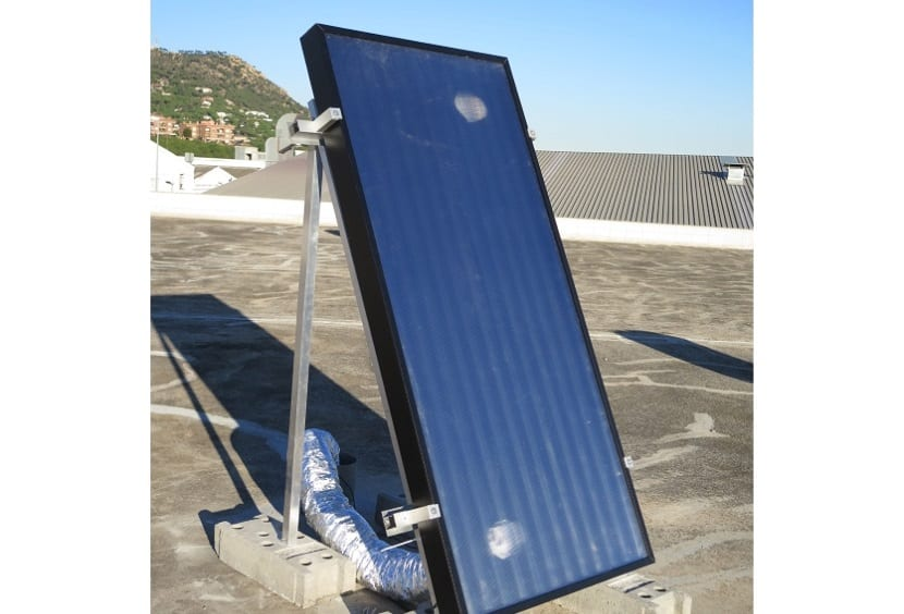 paneles solares de segunda mano menos eficientes