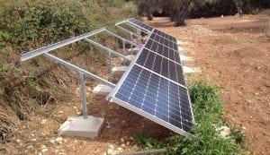 placas solares de segunda mano