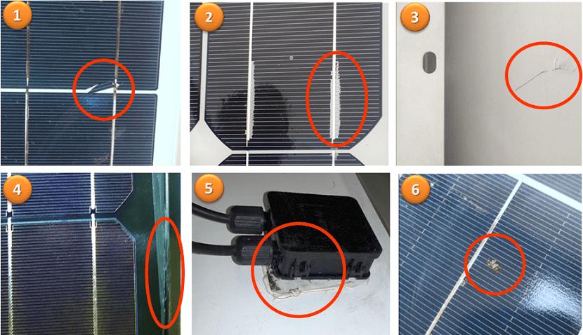las placas solares de segunda mano no tienen garantía