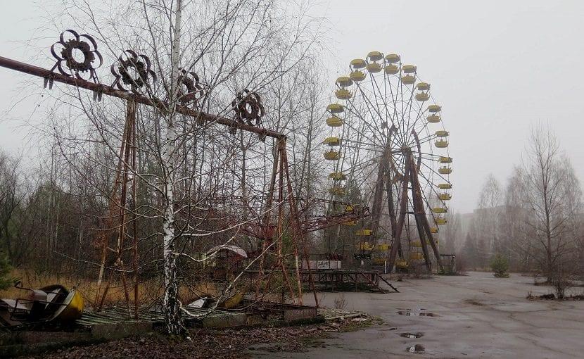 Chernobyl después de 30 años