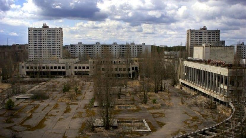 chernobil en la actualidad (ciudad fantasma)