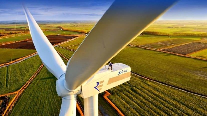 Historia de la energía eólica y los Molinos