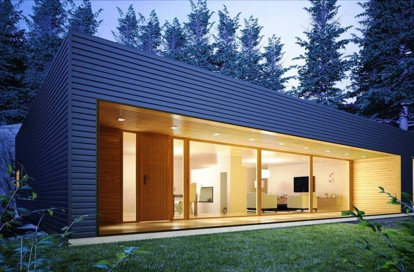 Cómo elegir una casa de madera