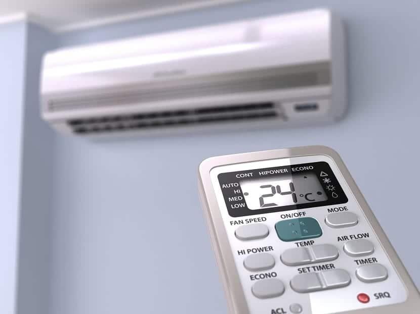 El aire acondicionado se debe de usar correctamente