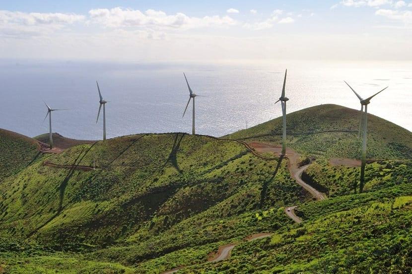 Canarias aumenta la cantidad de energía renovable