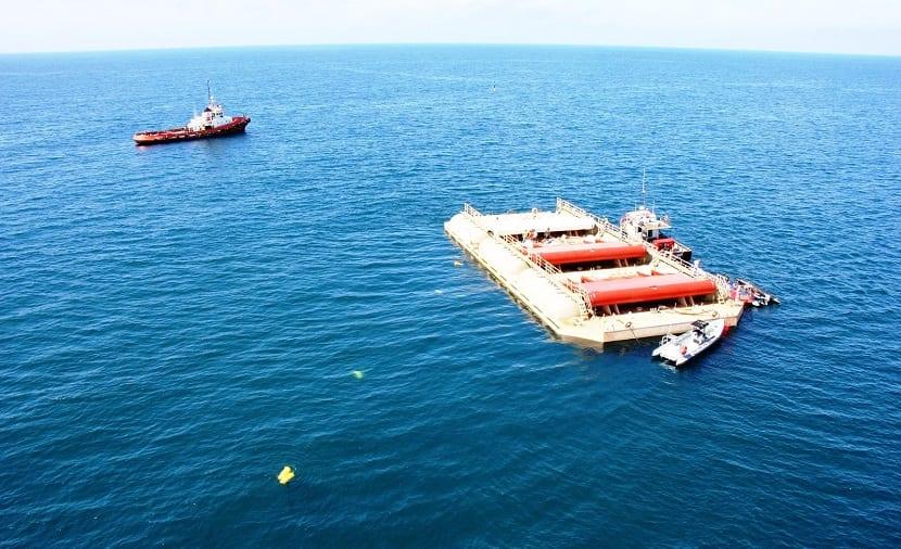 El desarollo de la energía renovable de los océanos aún está por desarrollar