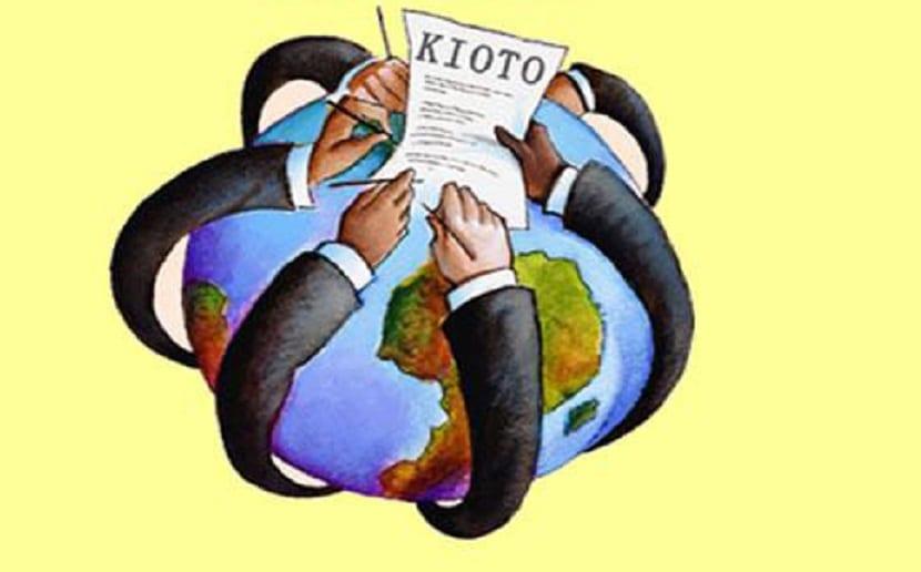todos los paises se ponen de acuerdo para reducir las emisiones