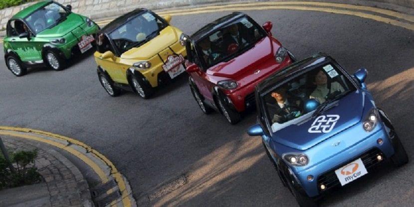 coches eléctricos baratos