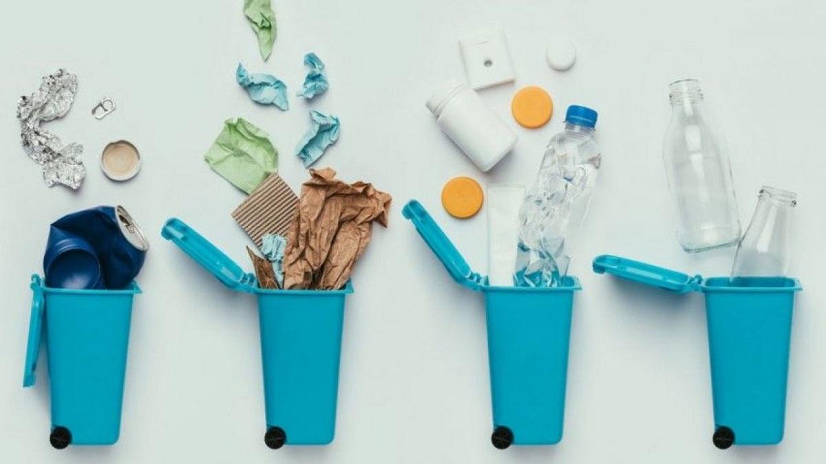 Es importante reciclar para cuidar del medio ambiente