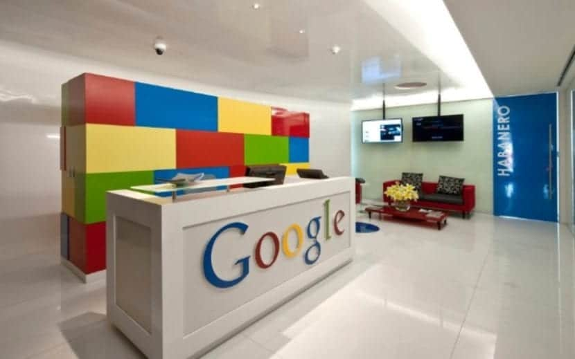 Google oficina