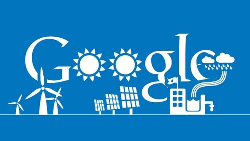 Google enegía limpia