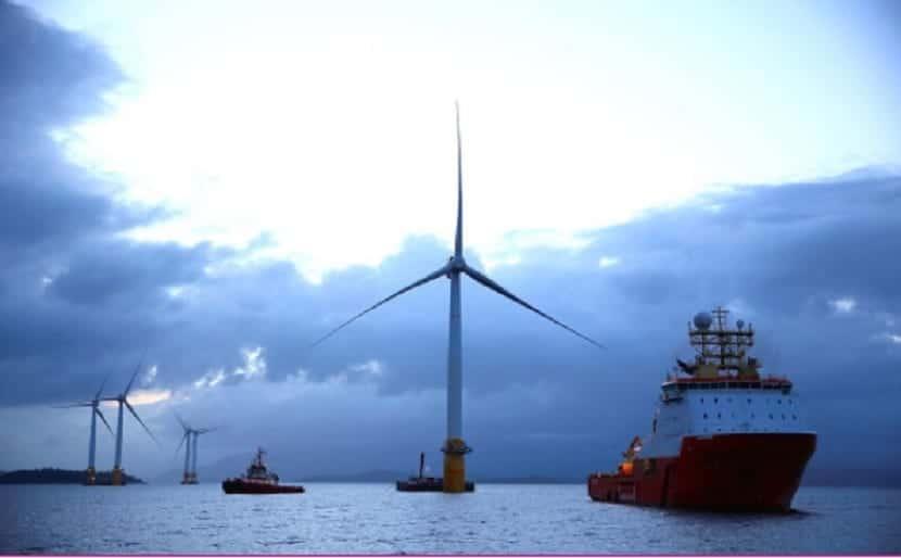Turbinas gigantes