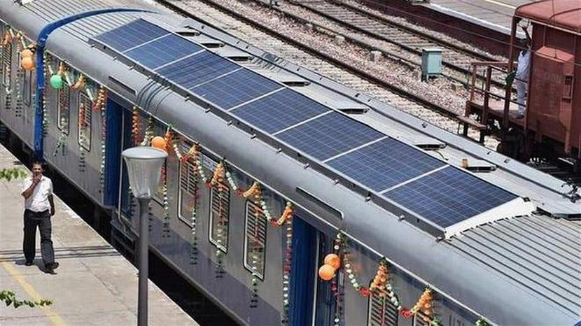 Tren solar India