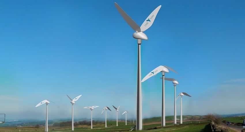 Turbina ave