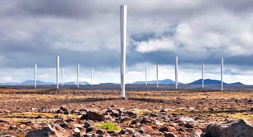 Turbinas sin aspas
