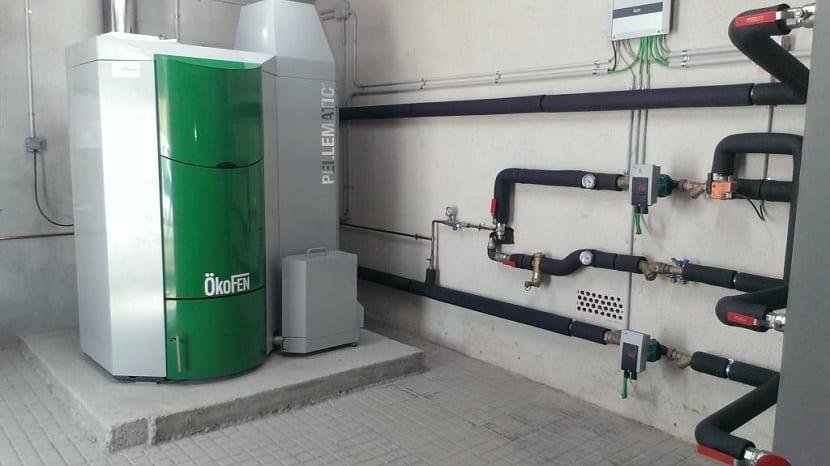 calderas de biomasa para los hogares