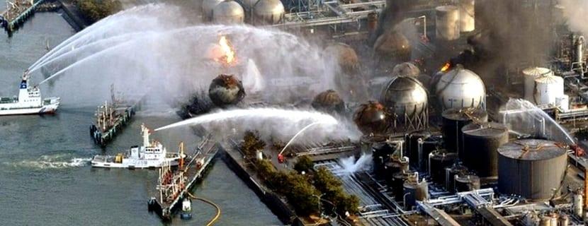 desastre de fukushima ocurrido en 2011