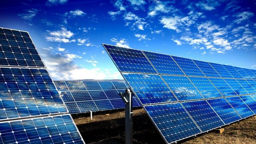 energía solar y precio de la luz