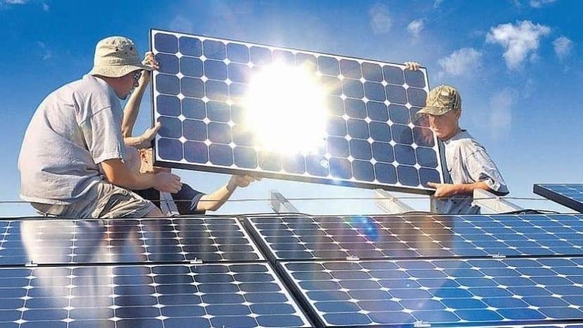 inversión en energías renovables
