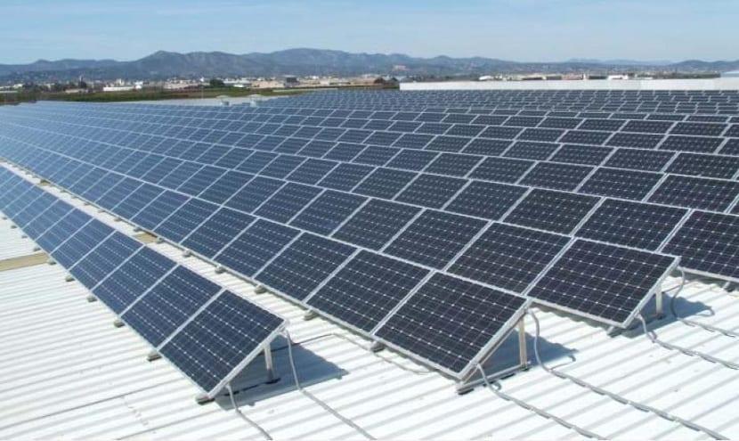 material LPP para las placas solares
