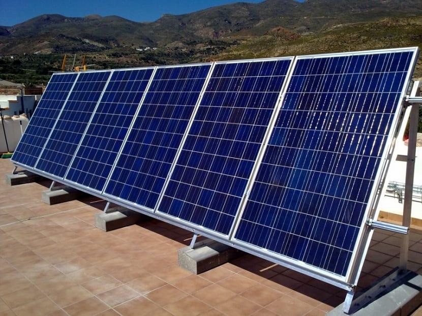 inversión en energía solar