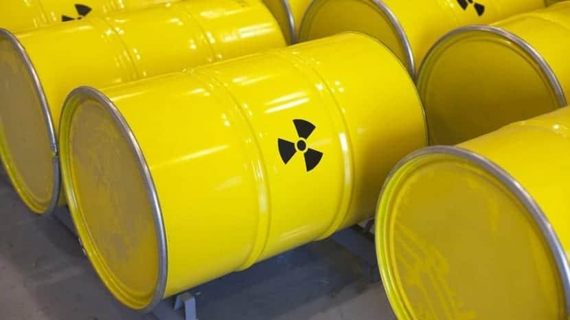 los residuos nucleares tienen una complicada gestión