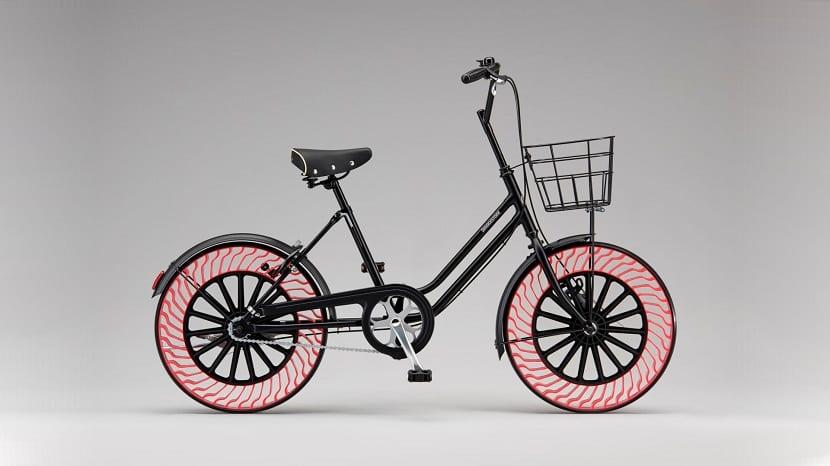 ruedas anti pinchazos