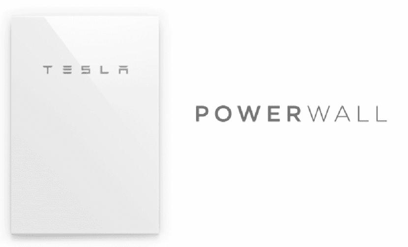 Batería tesla powerwall y sus beneficios