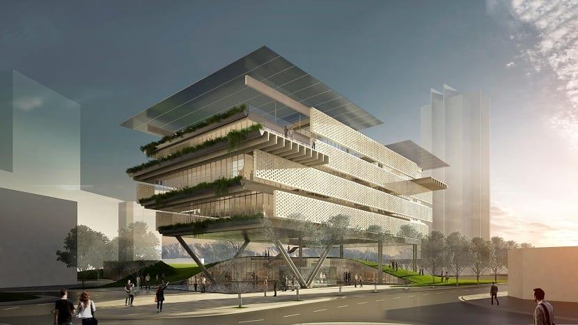 edificios sin consumo de energia