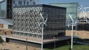 edificio zero con eficiencia energética