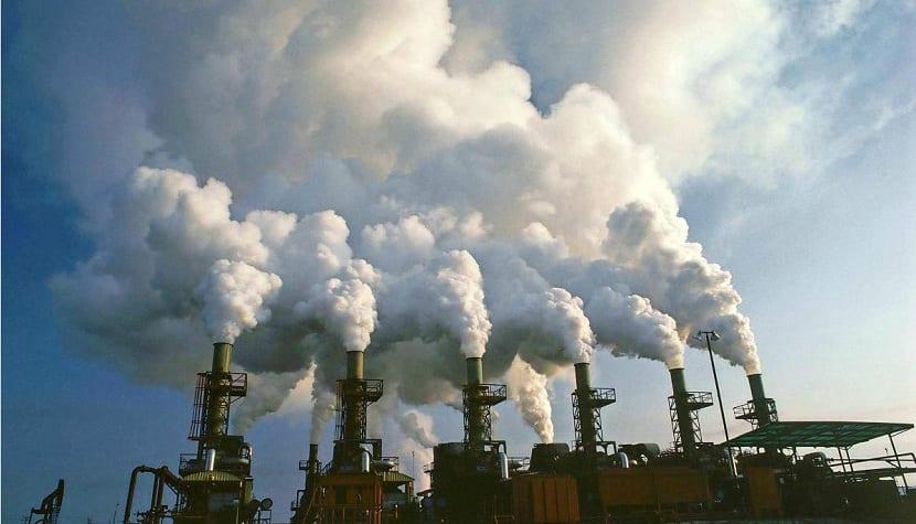 emisiones de gases de invernadero