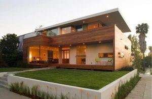 casa ecologica respetuosa con el medioambiente