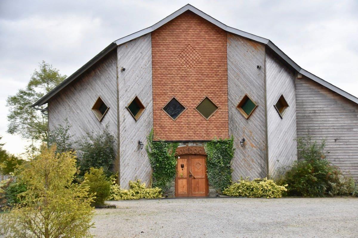 Hay varios tipos de casas ecológicas