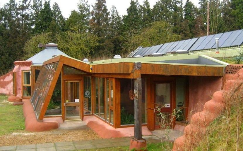 casas del futuro basada en eficiencia y respecto al medioambiente