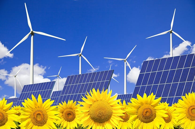 Desafío de las energías renovables