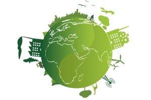 planeta verde sostenibilidad