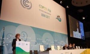 Cumbre climática Bonn