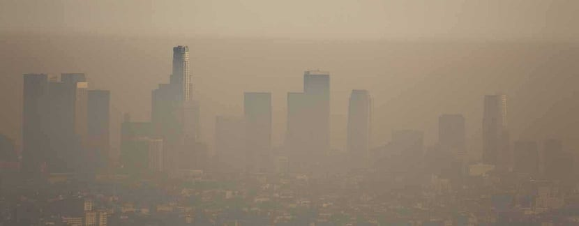 contaminacion urbana