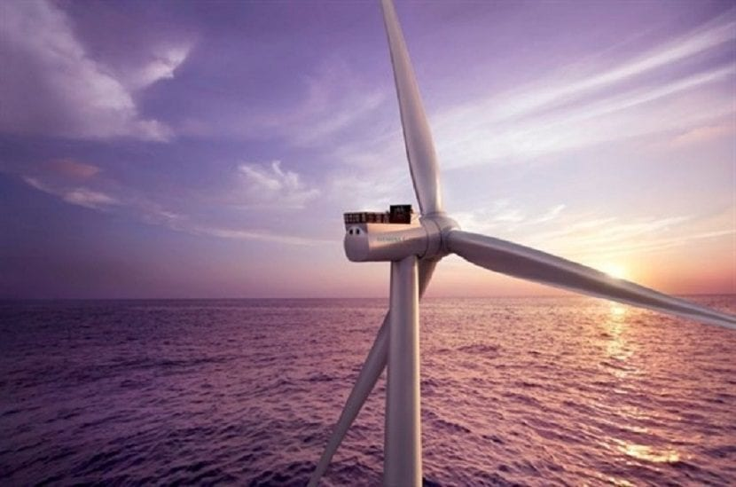 aerogenerador de Siemens Ganesa