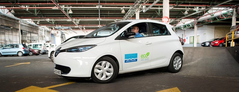 adquisición de nuevos vehículos eléctricos