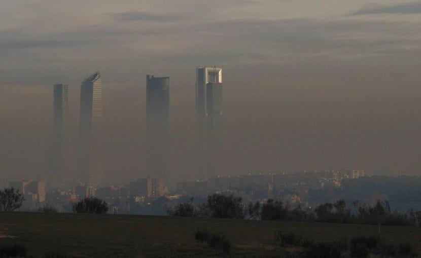 madrid y valladolid actuan contra la contaminacion