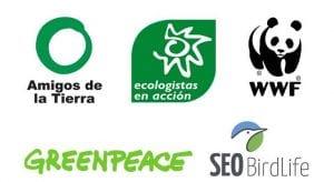 organizaciones ecologistas