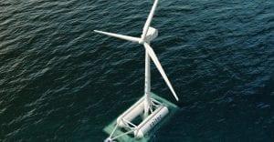 plataforma eólica marina SATH