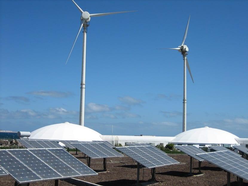 Canarias y energías renovables