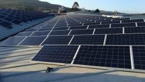 Energía solar españa