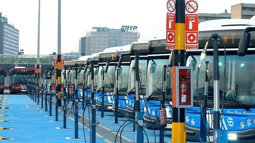 aumentar el transporte publico