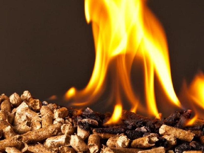 pellets para la calefacción
